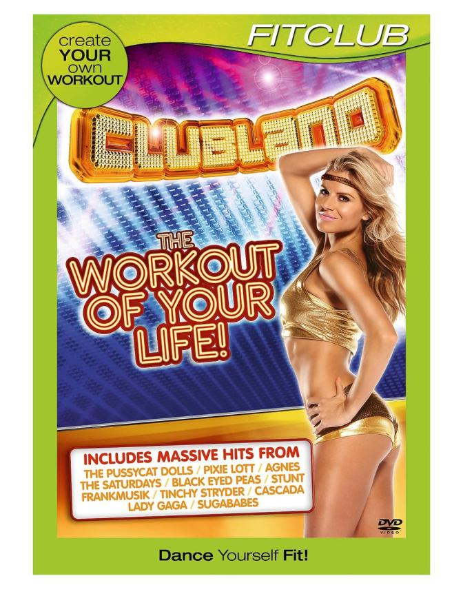 *** Facebook Competition – WIN a CLUBLAND Exercise DVD ***