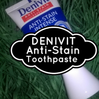 Denivit Anti-Stain & Whitening Toothpaste - Review