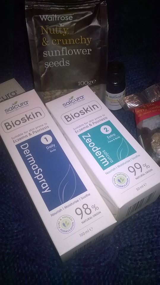 Salcura Bioskin DermaSpray & Zeoderm Cream For Psoriasis | My Review & Pictures ❤