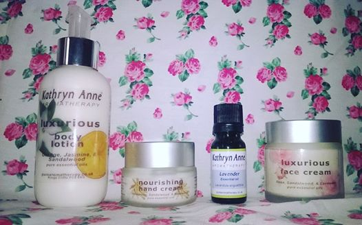 Kathryn Anne – Pure Aromatherapy | Luxurious & Nourishing Skincare
