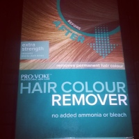 PRO:VOKE Hair Colour Remover - Extra Strength | REVIEW