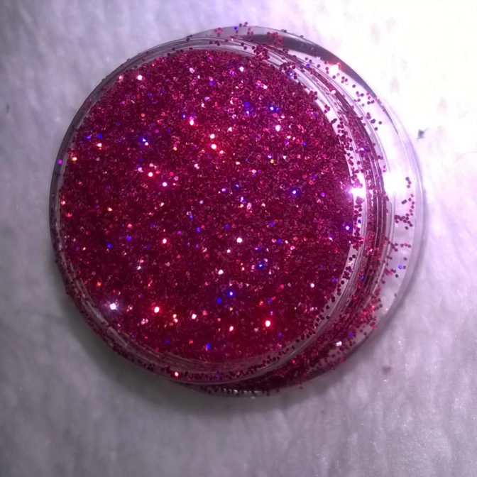 Cherry Pie – Glitter Lips By Beauty Boulevard ❤