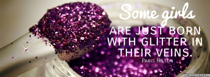 Glitter Facebook Covers _ Timeline Profile Covers