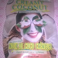 7th Heaven / Montagne Jeunesse - Creamy Coconut Face Mask | REVIEW