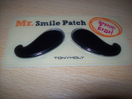 Tony Moly - Mr Smile Patch