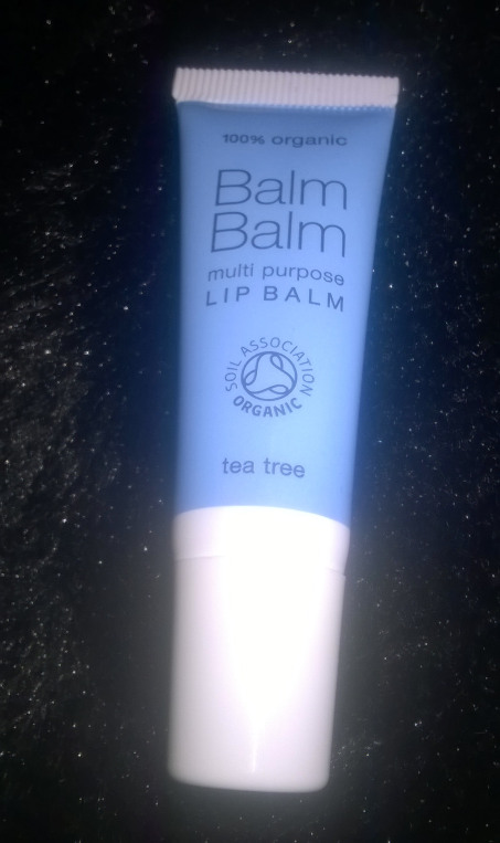 Review: BALM BALM – Tea Tree Multi-Purpose Lip Balm