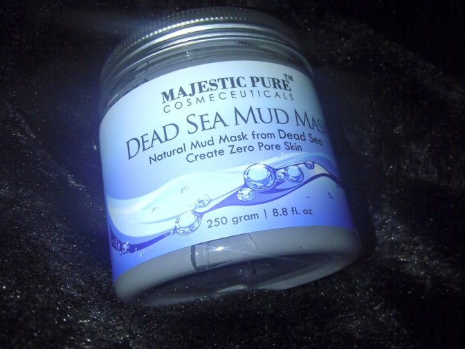 Dead Sea Mud Mask | Majestic Pure | Psoriasis, Eczema, Acne & Problem Skin Complaints