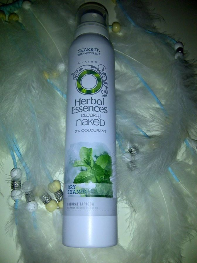 Herbal Essences Clearly Naked Dry Shampoo – Review