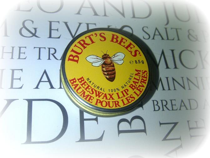 Burt's Bees Beeswax Lip Balm Tin – Review