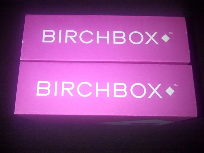 I'm A Birchbox Newbie | September 2016 Birchbox Plus a FREE Bonus Box(#BirchboxUK)