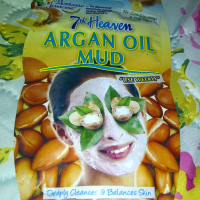 7th Heaven / Montagne Jeunesse - Argan Oil Mud Mask | REVIEW