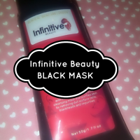 Review: Deep Cleansing Black Mask (Blackhead Removing Peel-Off Mask) - Infinitive Beauty
