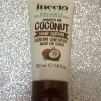 Review: Smooth Me Coconut Hair Serum - Inecto Naturals