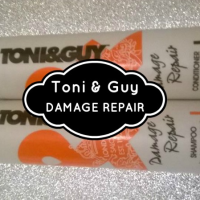 Review: Toni & Guy - Damage Repair Shampoo & Conditioner