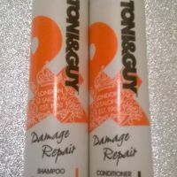 Toni & Guy - Damage Repair Shampoo & Conditioner | REVIEW