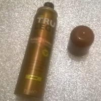 Review: TRU LEGS - Instant Make-Up Spray Tan From Home Bargains - It's only 49p!!!