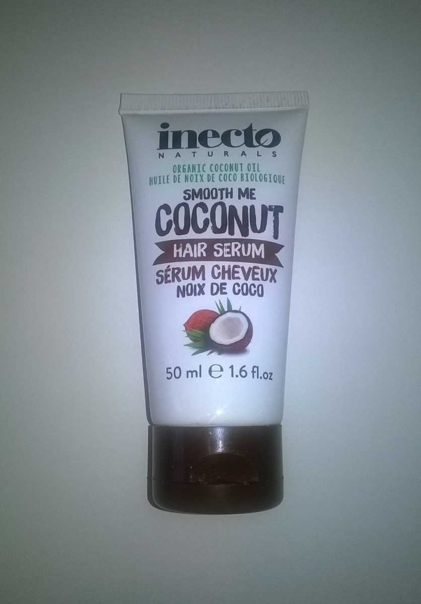 Inecto Naturals - Smooth Me Coconut Hair Serum | REVIEW