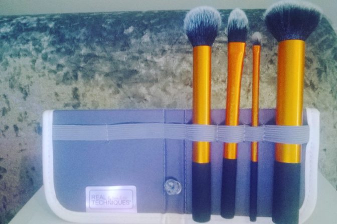 Review: Real Techniques – Core Collection Make-Up Brush Kit