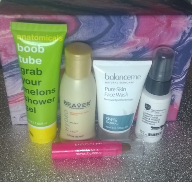 Birchbox: October 2017 – Feeling Good / CoppaFeel! Plus Spoiler For The November Box