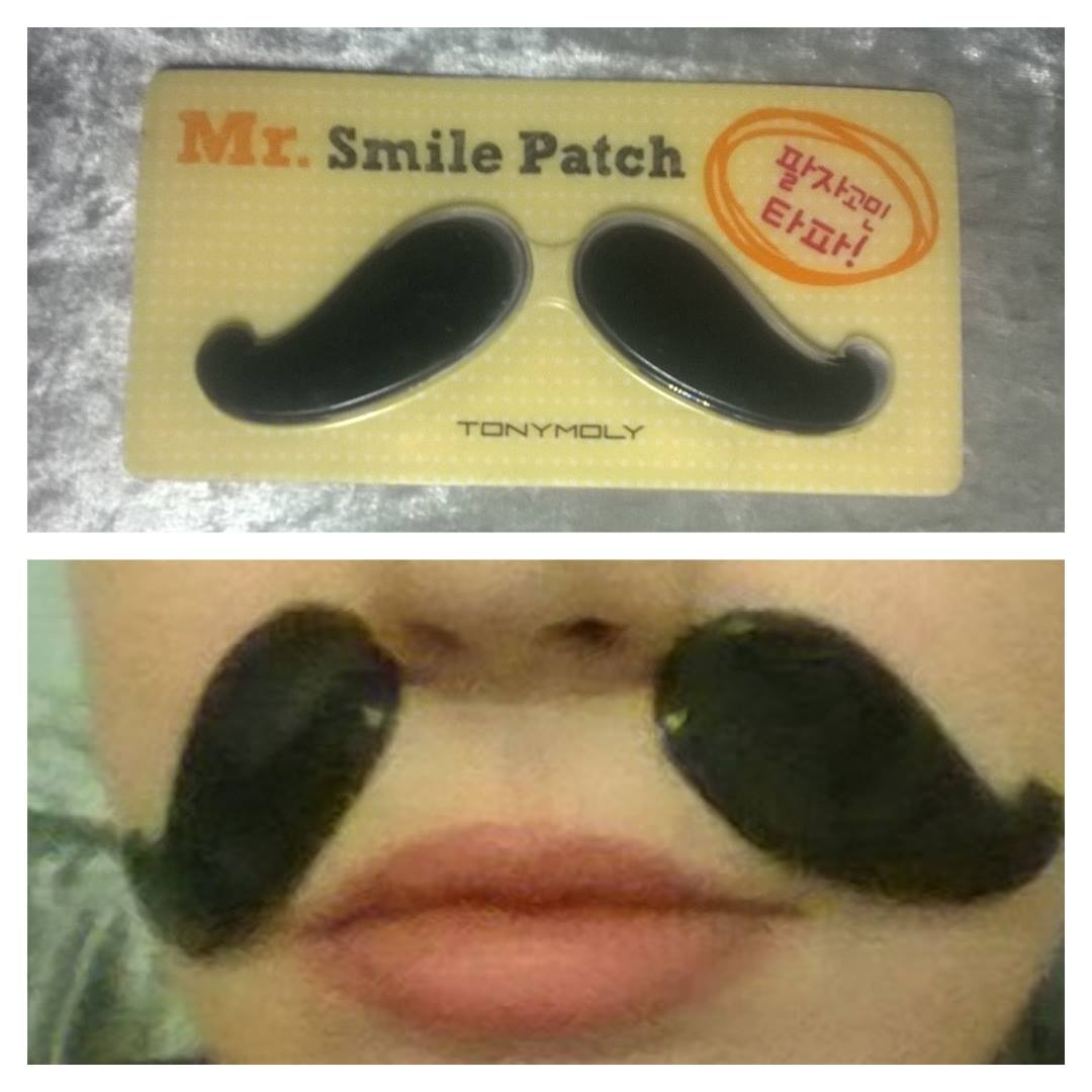 Review: Tony Moly – Mr. Smile Patch For Smile Lines, Laughter Lines & Wrinkles