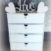 DIY Craft Project: Up-Cycled Birchbox Drawers