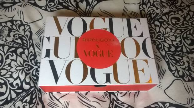 BIRCHBOX UK NOVEMBER X VOGUE