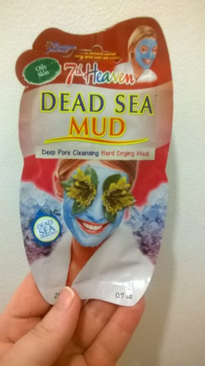 7th Heaven - Dead Sea Mud - Face Mask Review