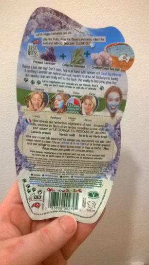 7th Heaven - Dead Sea Mud Face Mask Review