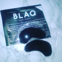 Review: BLAQ - Activated Charcoal Hydrogel Eye Mask