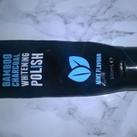 Review: Mr. Blanc Teeth - Bamboo Charcoal Whitening Polish (Mint Flavour)