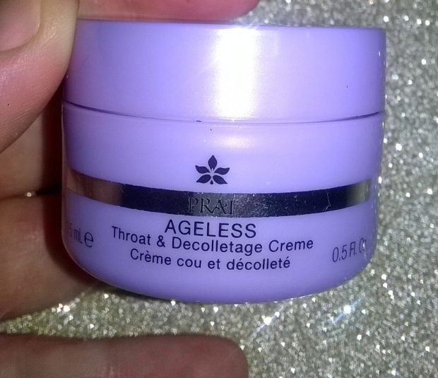 Ageless THROAT CREAM PRAI