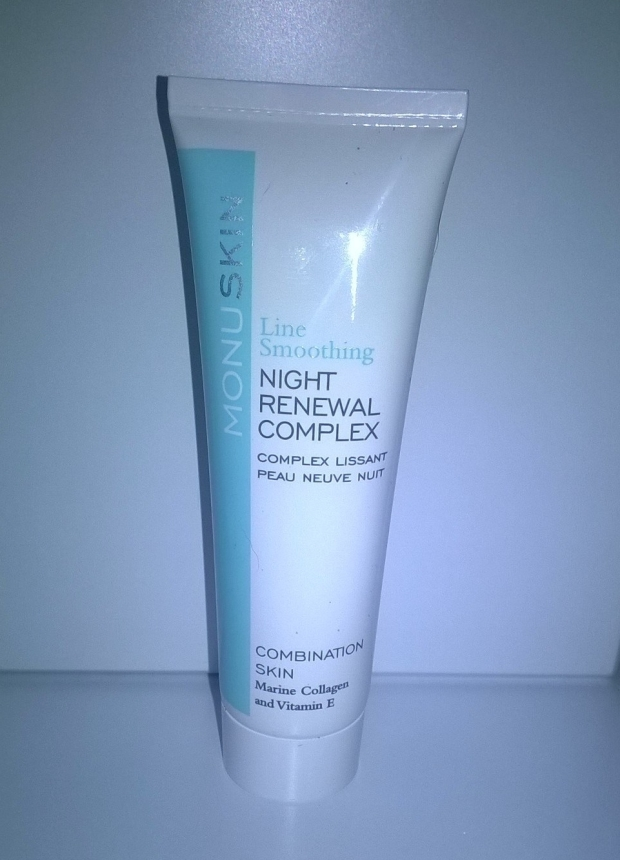 Monu Skincare NIGHT RENEWAL COMPLEX