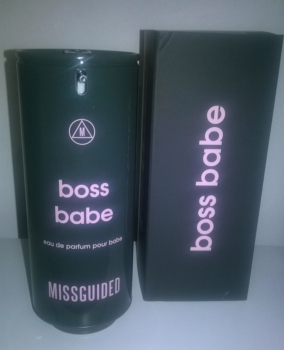 Missguided - Boss Babe Fragrance| Review